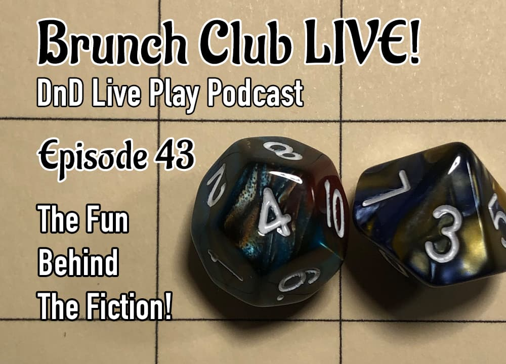 Brunch Club LIVE! Episode 43