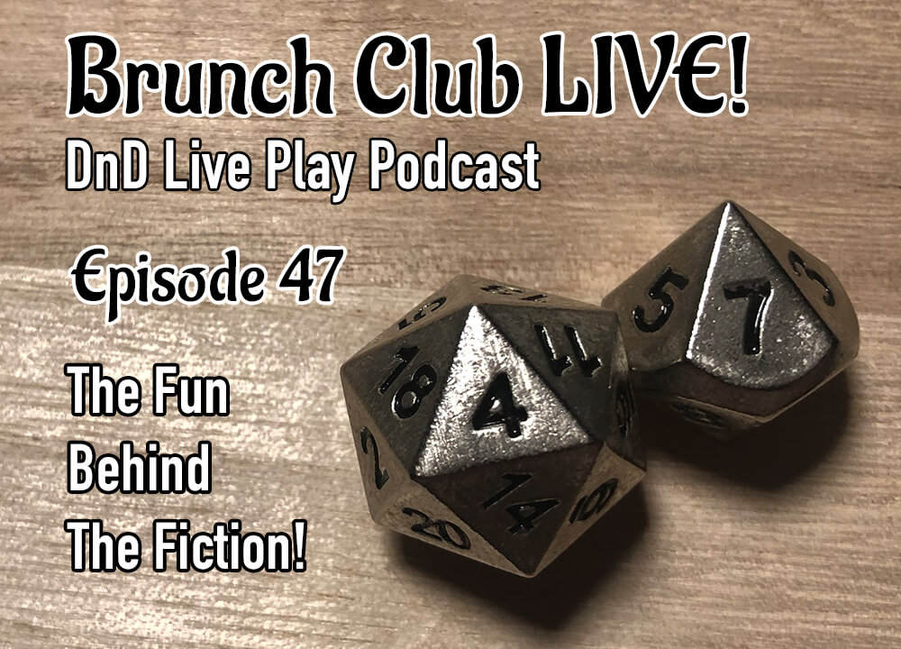 Twenty Sided Dice Podcast Cover Art