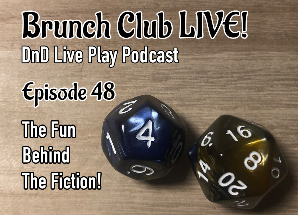 Brunch Club Live d20 cover photo