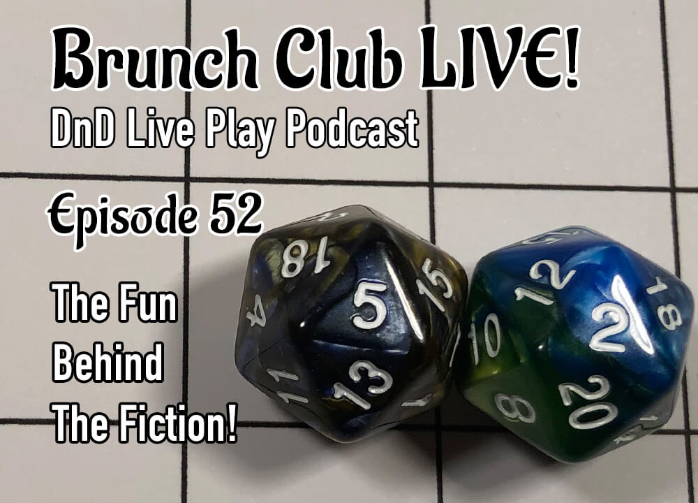 Dungeons and Dragons Podcast Cover art