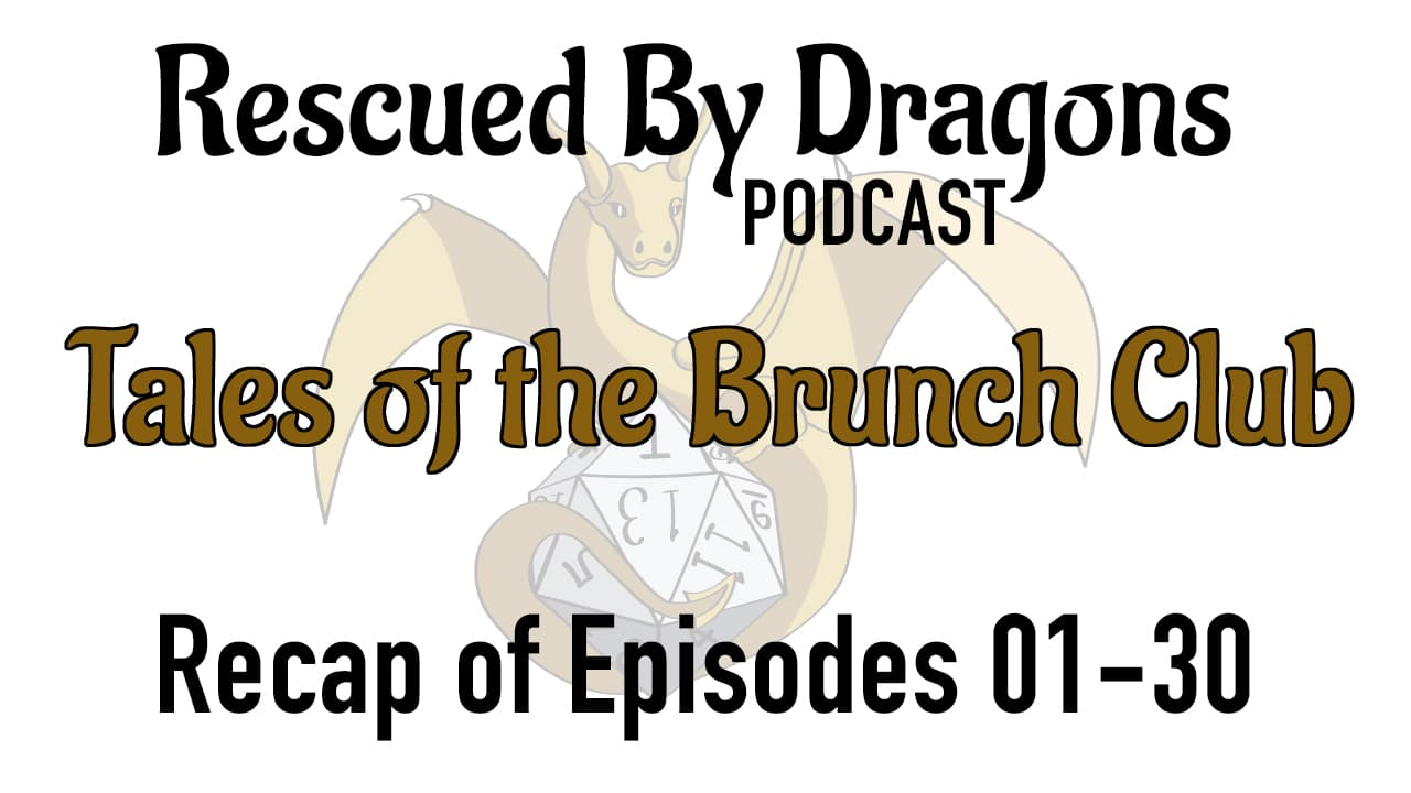Tales of The Brunch Club Recap episode