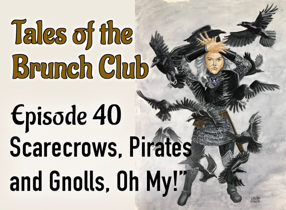 Tales of The Brunch Club Episode 40 Cover Art