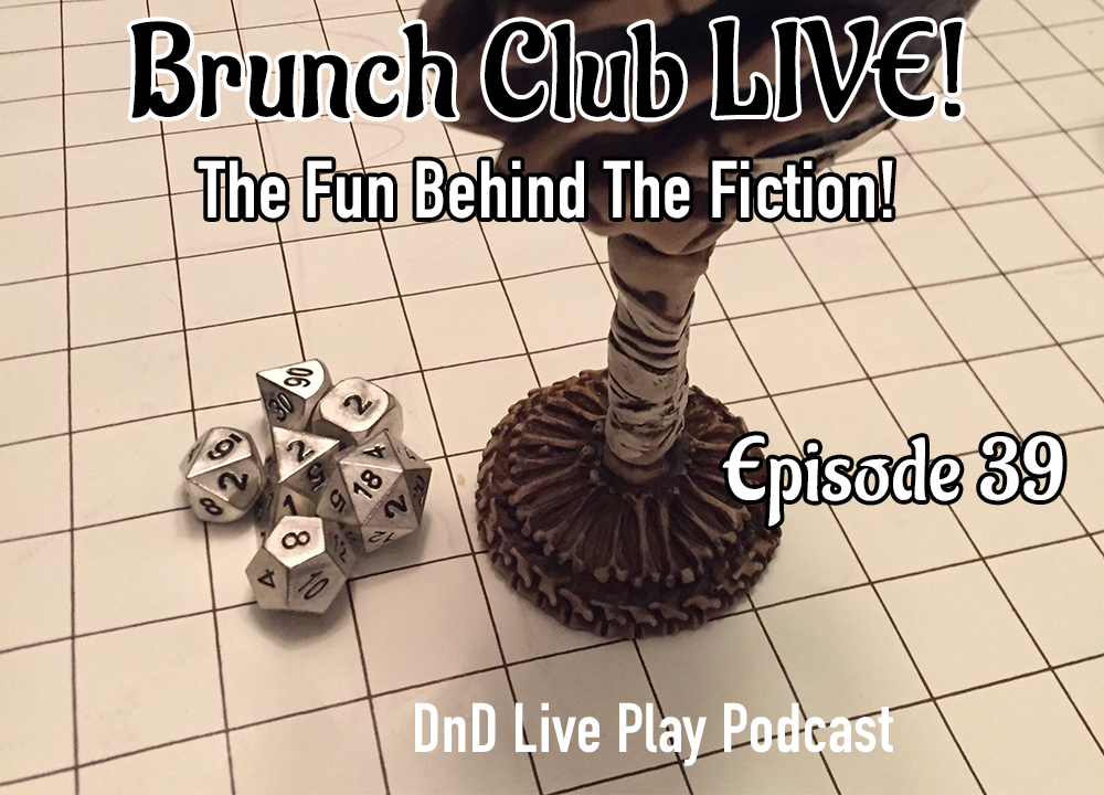Brunch Club LIVE Episode 39