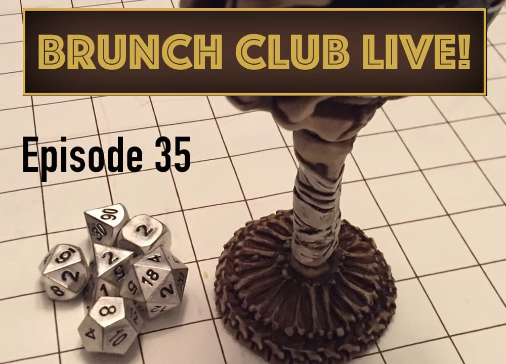 Brunch Club Live! Episode 35
